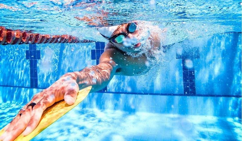 Los entrenamientos clave en la piscina a 8-10 semanas de la competición