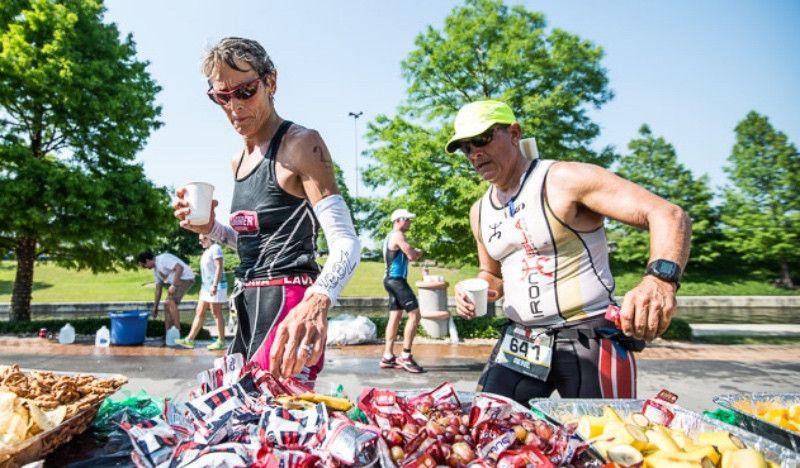 ¿Es buena o mala señal que el triatleta siempre tenga hambre?