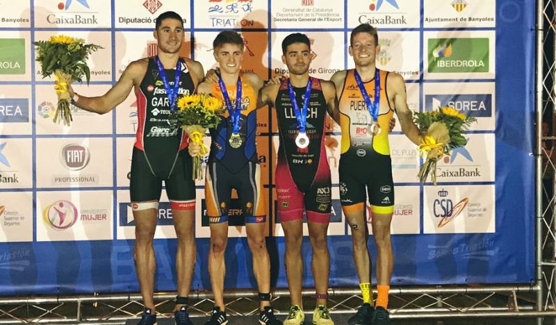 VÍDEO-resumen del Campeonato de España de Triatlón Sprint