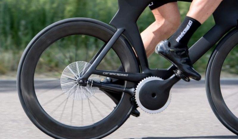 ¿El final de la cadena de la bici?