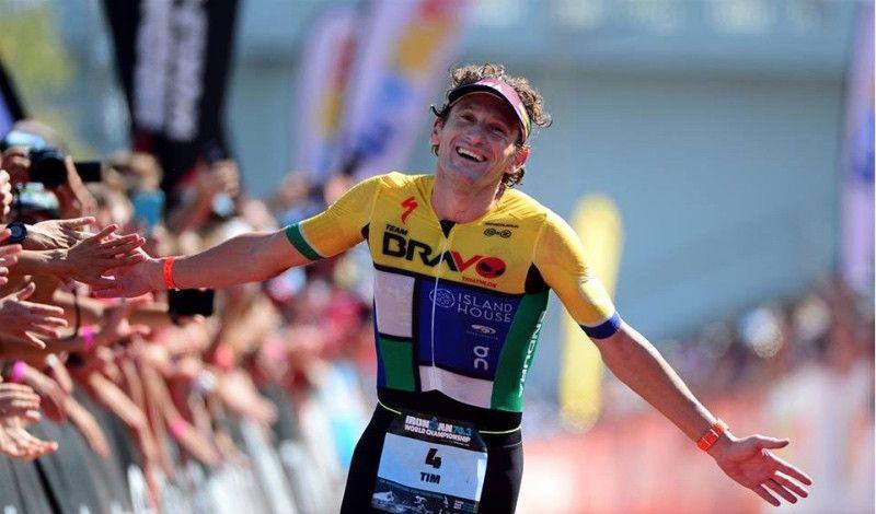 Próxima parada de Tim Don: Ironman de Hamburgo