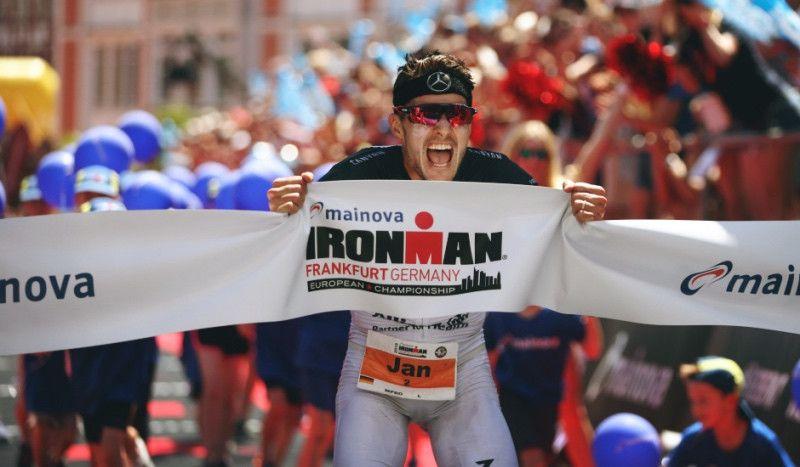 (VÍDEO) Así fue la victoria de Frodeno y de Ryf en el Ironman de Frankfurt