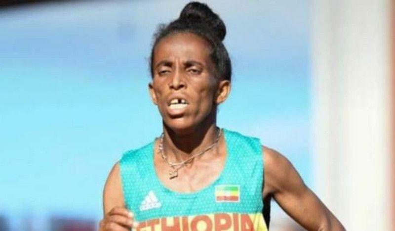 ¿Tiene esta atleta etíope 16 años?