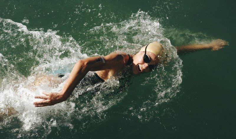 """Sara Pérez: """"Me cuesta nadar al mismo tiempo con tanta gente de tan alto nivel"""""""