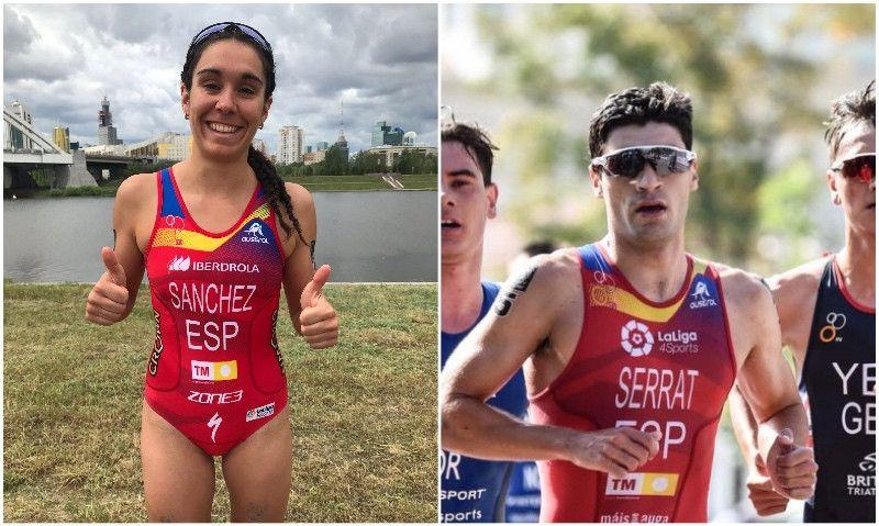 La puesta a punto o 'tapering' de los triatletas élite en distancia olímpica