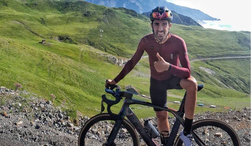 Los datos de Contador en el Col du Portet