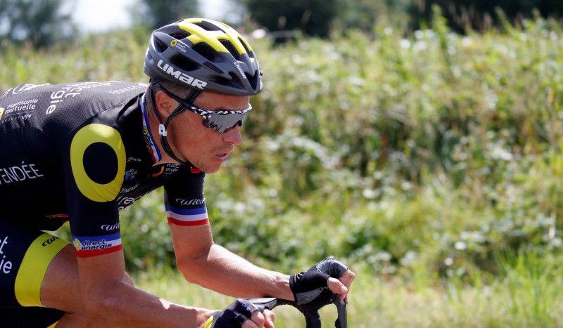 Sylvain Chavanel bate el récord de etapas disputadas en el Tour