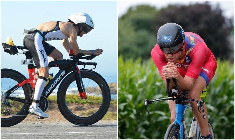 La puesta a punto o 'tapering' de los triatletas PRO de media y larga distancia