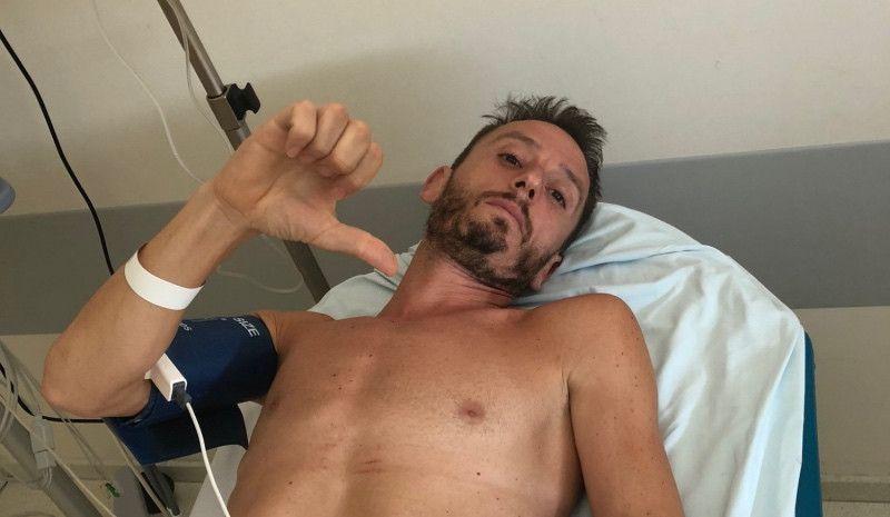 Castillejo se fractura una vértebra y no podrá correr en Nueva York