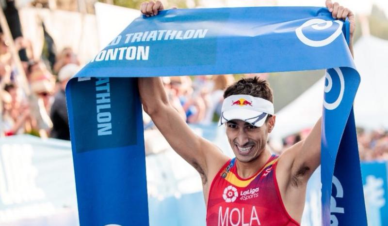 Mario Mola: ganar, ganar... y volver a ganar
