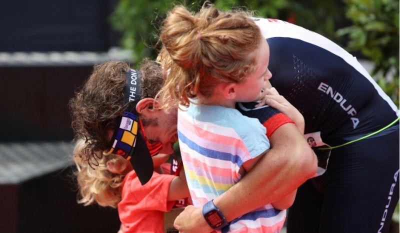 (VÍDEO) Así fue el emotivo regreso de Tim Don en el Ironman de Hamburgo