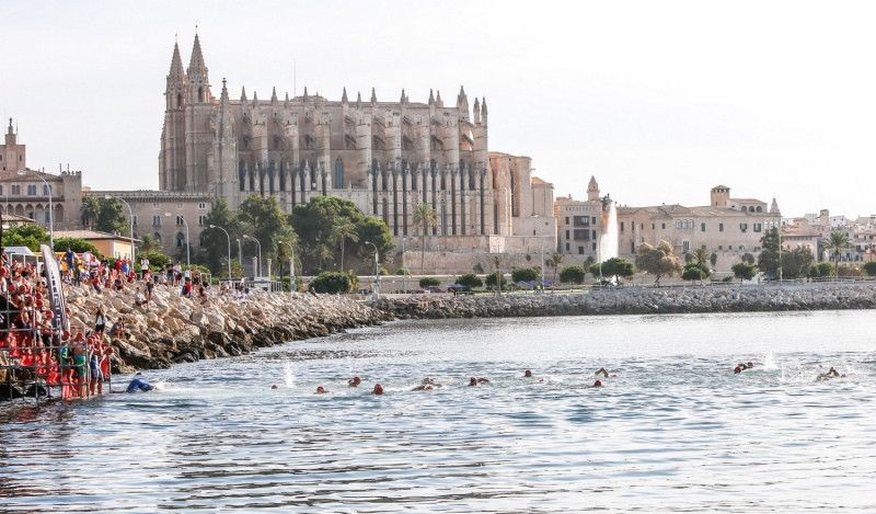 El circuito Santander Triathlon Series llegará a Mallorca el 2 de septiembre