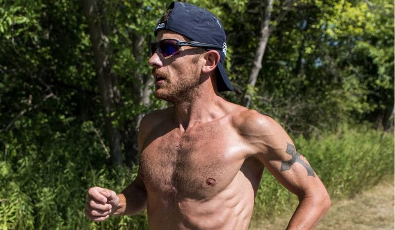 (VÍDEO) Así prepara Lionel Sanders el Ironman de Mont Tremblant