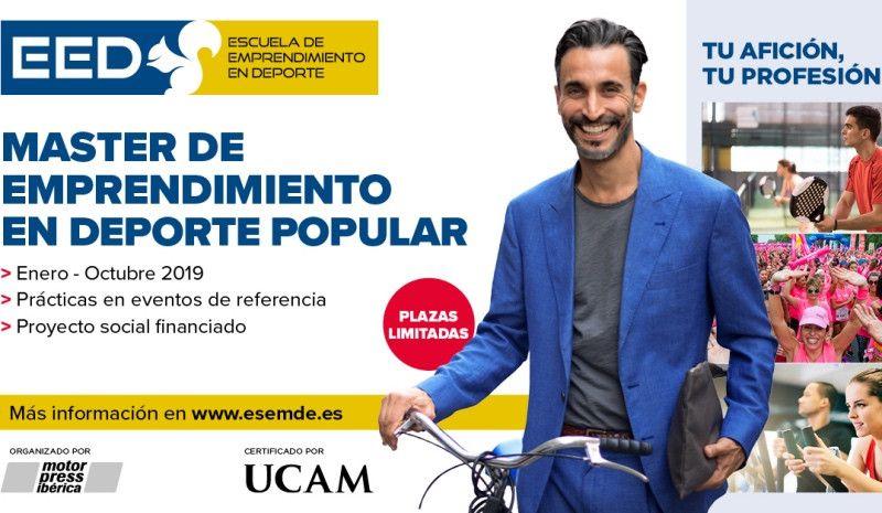 Motorpress Ibérica pone en marcha la Escuela de Emprendimiento en Deporte