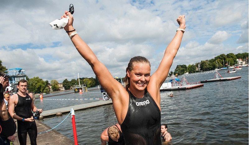 Van Rouwendaal, la 'Ironwoman' de la natación