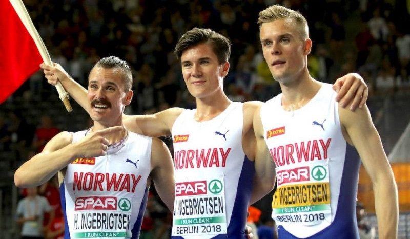 El menor de los Ingebrigtsen hace historia y gana con 17 años la final de 1.500 del Europeo
