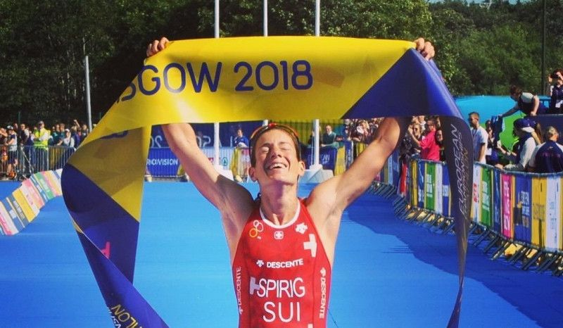 (VÍDEO) Así fue la victoria de Nicola Spirig en el Campeonato de Europa