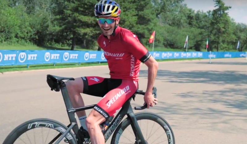 (VÍDEO) El 'show' sobre la bici de Murray, Sissons y Schomburg