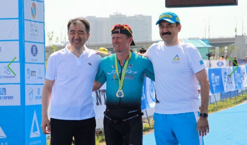 Vinokurov saca en el Ironman de Copenhague billete para Hawaii