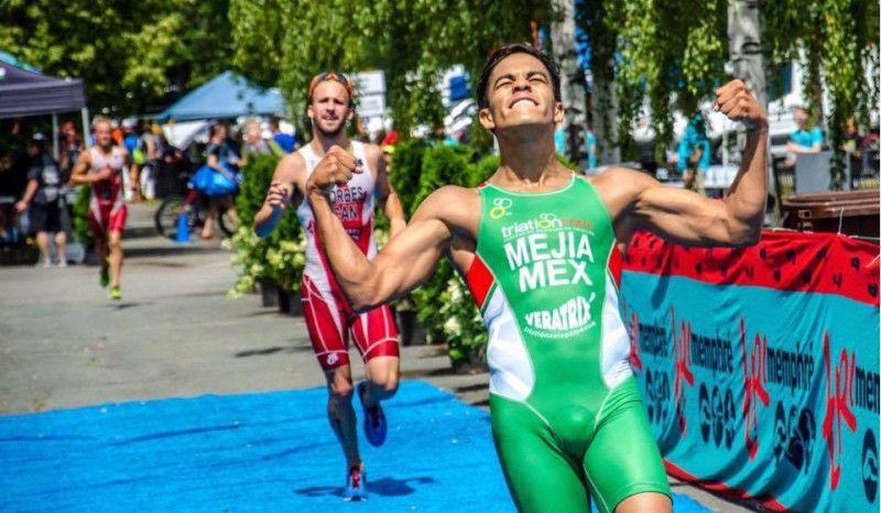 Otro triatleta ITU de México, sancionado cuatro años por dopaje