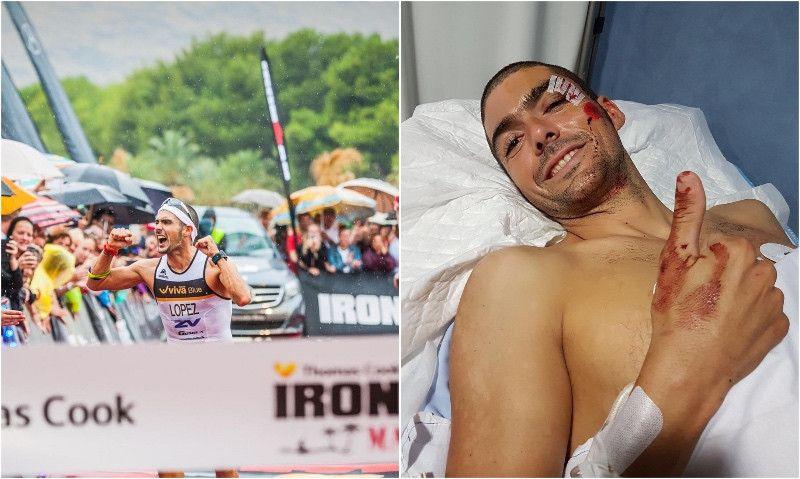 """Carlos López: """"Ojalá Ironman también sea capaz de valorar mi historia"""""""