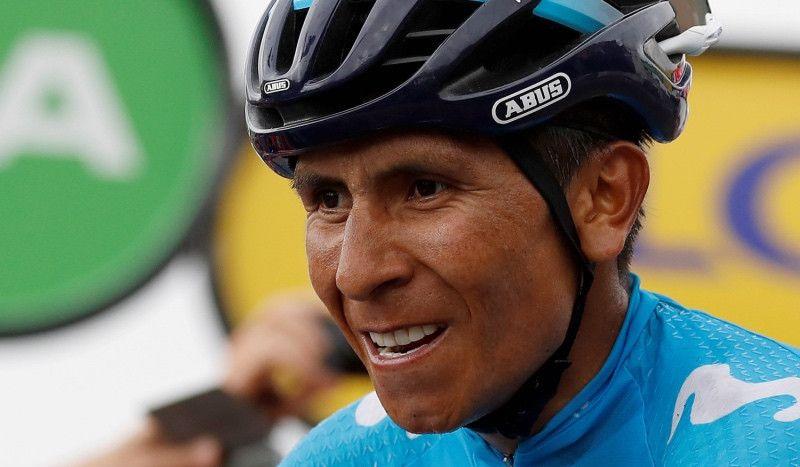 """Quintana: """"El Tour no salió como quería y a la Vuelta vengo a ganar"""""""