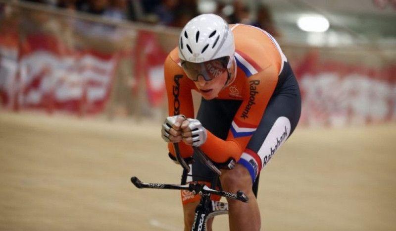 (VÍDEO) Beukeboom falla en su intento de batir el récord de la hora de Wiggins