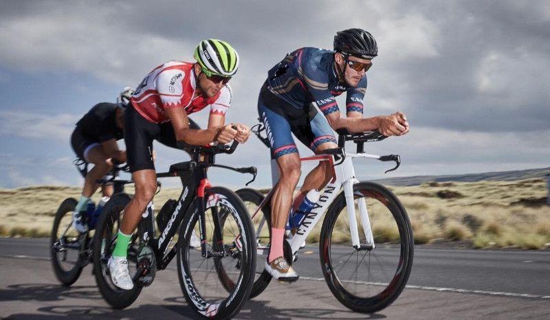 Los ciclistas sufren menos problemas de salud mental