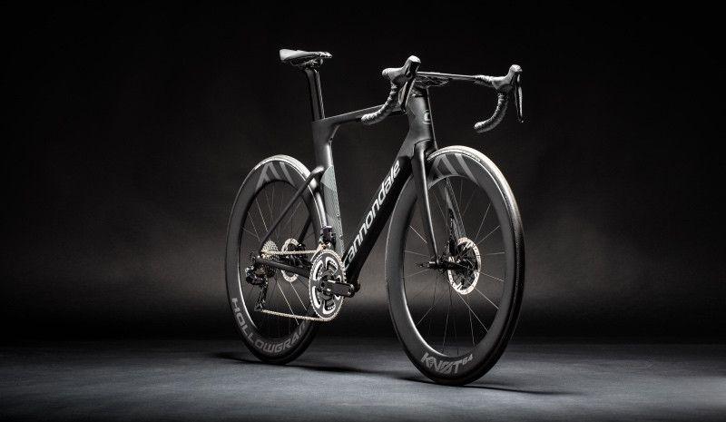 Probando 'la bici más rápida del mundo'