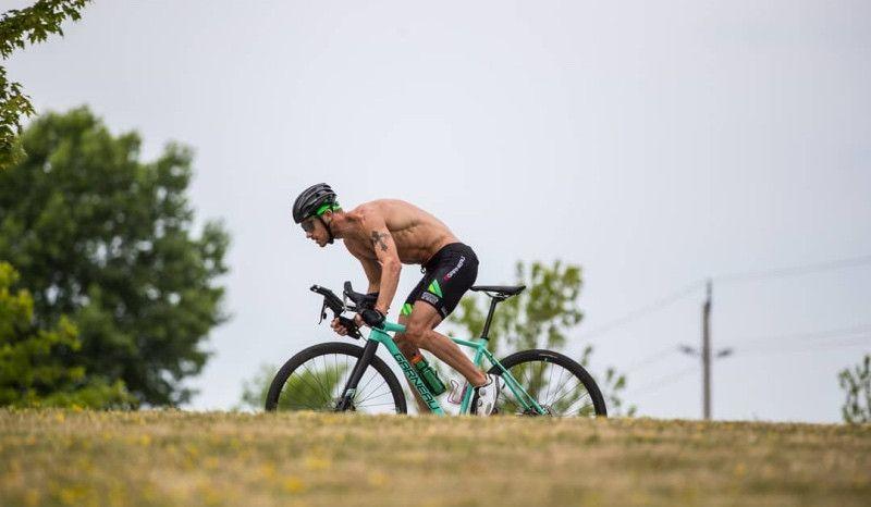 El primer triatlón hecho por y para la 'gravel bike'