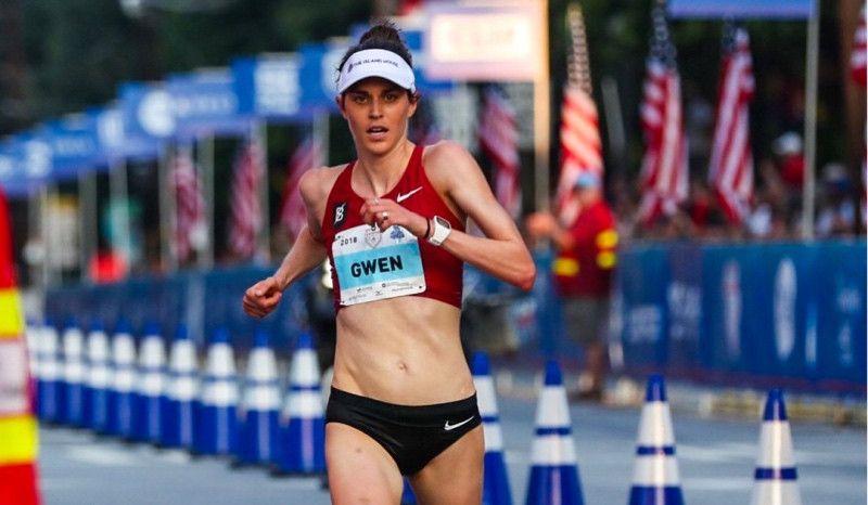 Gwen Jorgensen correrá el maratón de Chicago