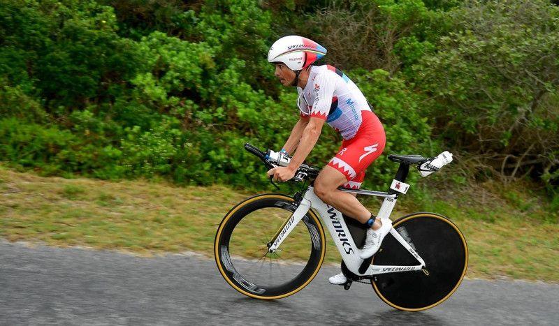 Las mejores imágenes del Mundial Ironman 70.3 de Sudáfrica