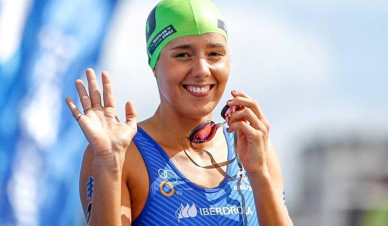 Carol Routier competirá en la Super League Triathlon seis meses después de su grave atropello