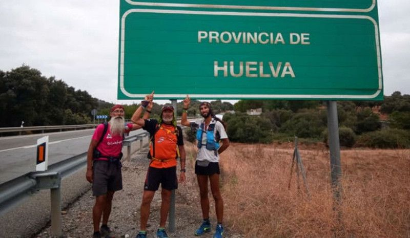 1.000 km corriendo en 15 días por el Apego