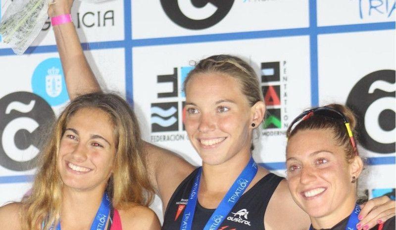 VÍDEO-resumen del CTO de España de Distancia Olímpica (élite femenino)