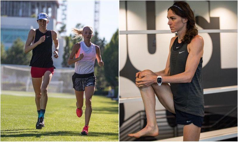 (VÍDEO) Los ejercicios preventivos y de activación de Gwen Jorgensen para la carrera a pie