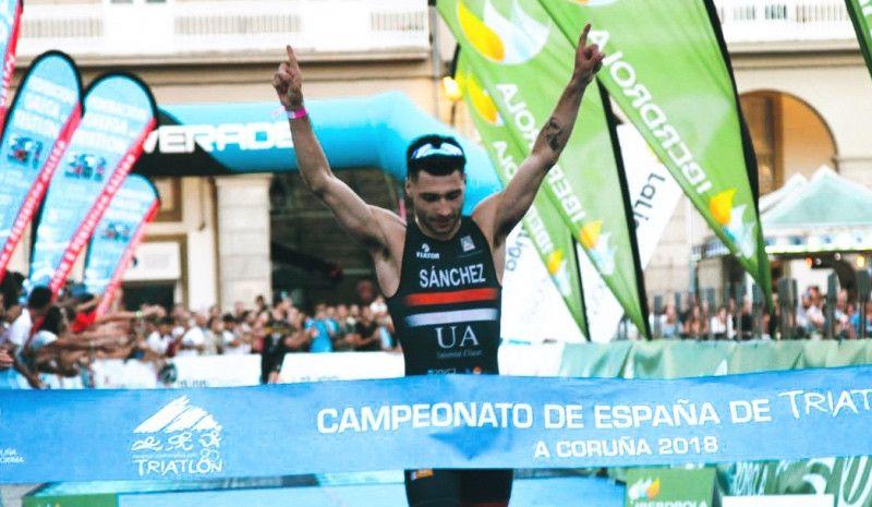 VÍDEO-resumen del CTO de España de Distancia Olímpica (élite masculino)