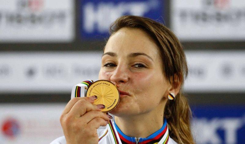 """Kristina Vogel, bicampeona olímpica: """"Es una mierda; haga lo que haga, sé que no volveré a caminar"""""""