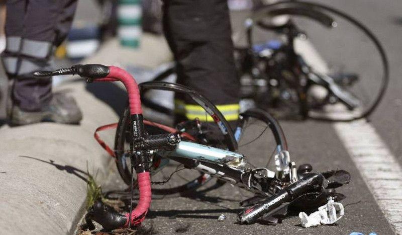 Muere un ciclista en Sagunto tras ser arrollado por el conductor de un camión