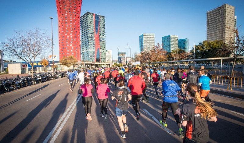 Banco Santander, nuevo 'title sponsor' de la Cursa de les Empreses de Barcelona