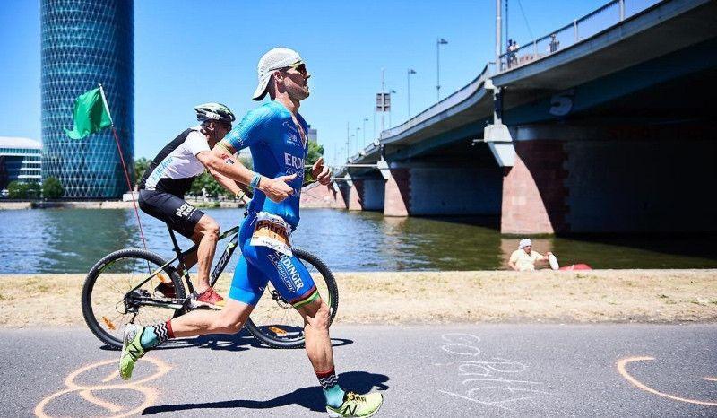 Patrick Lange no termina de carburar: 2º en el Ironman 70.3 de Ruegen