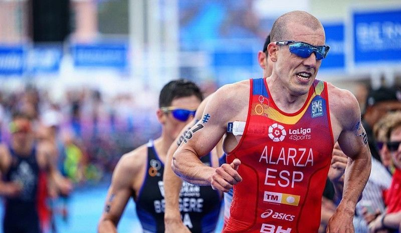 Fernando Alarza competirá en el Ironman 70.3 de Cascais