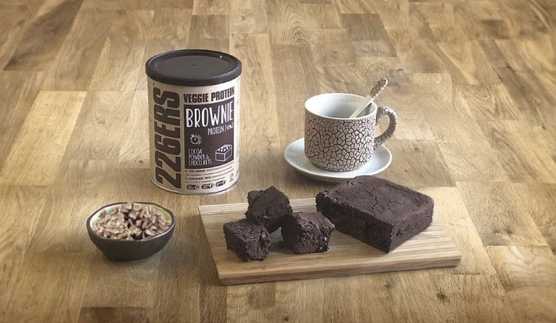226ERS lanza el Veggie Protein Brownie