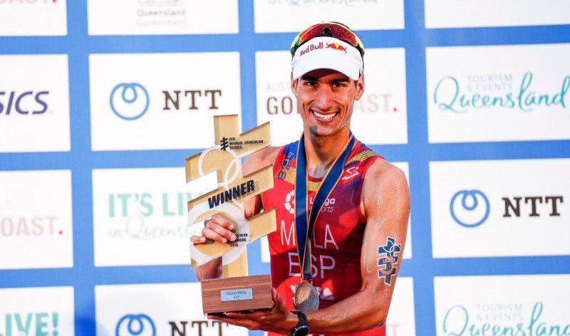 ¿Cuántos km ha hecho Mola entrenando para poder ser campeón del mundo 3 veces?