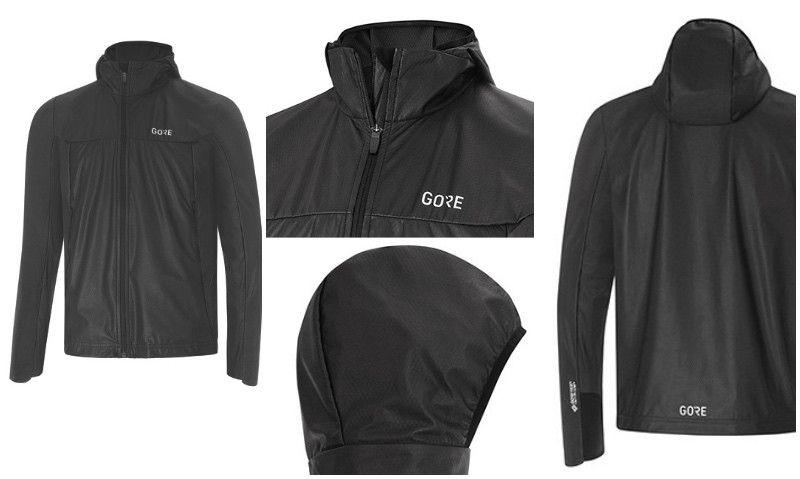 Una chaqueta de running que sirve para mucho más que correr