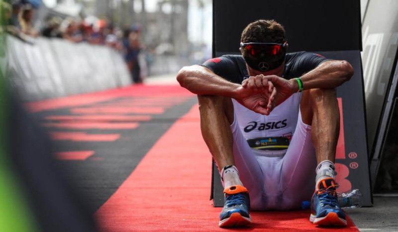 (VÍDEO) El análisis de la lesión que aparta a Frodeno de Kona