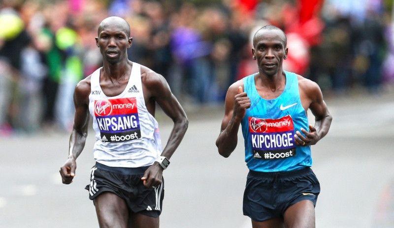 Kipchoge, a por el récord mundial de maratón en Berlín