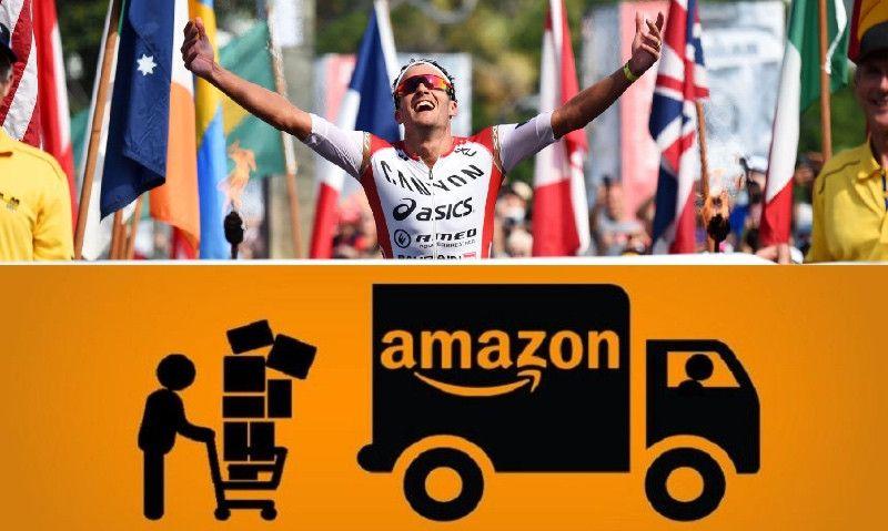 Amazon se convierte en patrocinador principal del Ironman de Hawaii