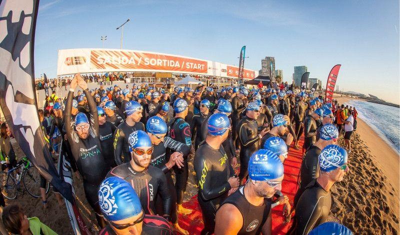 El Barcelona Triathlon llega con novedades y con más de 4.000 participantes