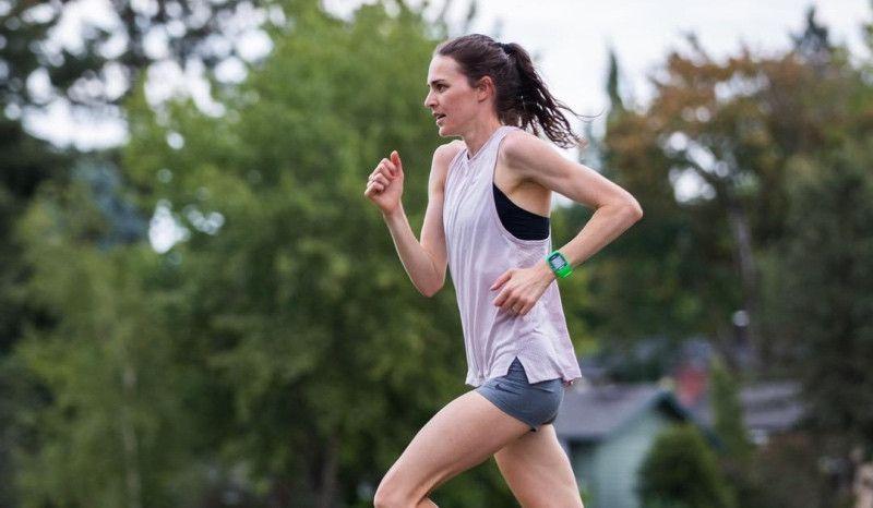 (VÍDEO) ¿Cuántos km corre Gwen Jorgensen en su 'día fácil'?